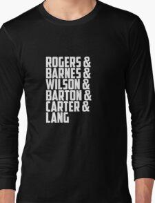Team Steve Long Sleeve T-Shirt