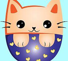 Cute kitty by ShaereeM