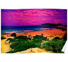 ANOTHER COLOURFUL DUSK IN ....PARADISE..?? Poster