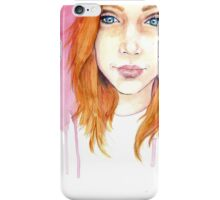 Her (full color) iPhone Case/Skin