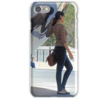 Posing iPhone Case/Skin