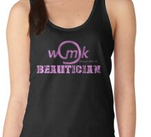 World's Most Ok  beautician Women's Tank Top