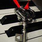 The Piano Key. by Ruth Jones