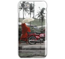 Moto Monks iPhone Case/Skin