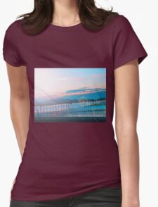 Sunrise in Orange and Blue Skies T-Shirt