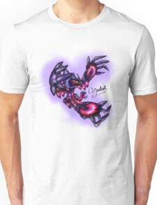 Yveltal - Pokemon Y Legendary (Dark Text) Unisex T-Shirt