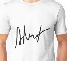 Adam Hann Signature - The 1975  Unisex T-Shirt