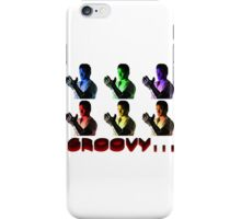Army Of Darkness (Groovy) iPhone Case/Skin