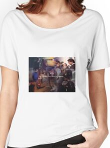 Damon and Elena - Delena Women's Relaxed Fit T-Shirt
