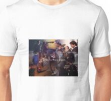 Damon and Elena - Delena Unisex T-Shirt