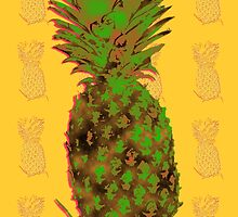 Pineapple by STHogan