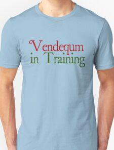 Vendequm in Training Unisex T-Shirt