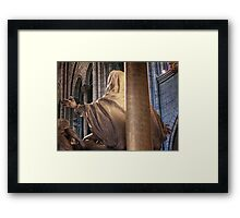 Our Lady of Paris Framed Print
