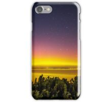 Aurora Australis the Southern Lights 3 iPhone Case/Skin