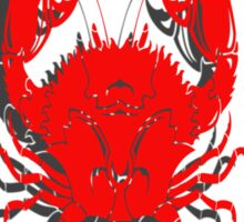 CRAB - DEAL WITH IT Sticker