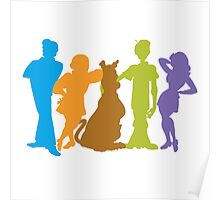 Scooby Gang Poster