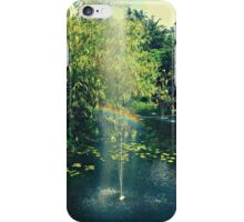 The Reflection Rainbow iPhone Case/Skin