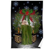 A  Pagan Christmas Poster