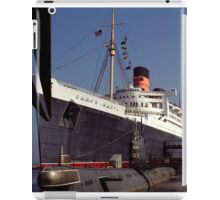 RMS Queen Mary iPad Case/Skin