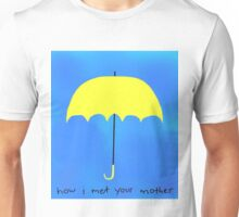 The Yellow Umbrella Unisex T-Shirt