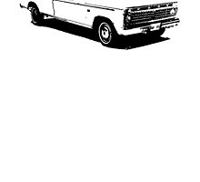 Ford F-100 Ranger 1974 by garts