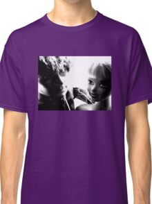 Ophelia and Mr Hip, On the Town Tee Classic T-Shirt