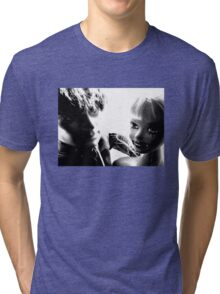 Ophelia and Mr Hip, On the Town Tee Tri-blend T-Shirt