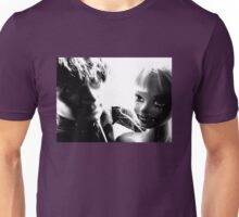 Ophelia and Mr Hip, On the Town Tee Unisex T-Shirt
