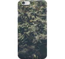 The surface of the rain iPhone Case/Skin