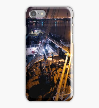 Queen Mary Night Bow iPhone Case/Skin