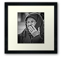 OnePhotoPerDay Series: 339 by C. Framed Print