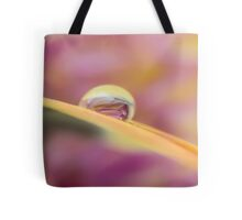 Wave of Seamless Light Tote Bag