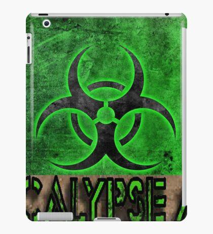 apocalypse auto iPad Case/Skin