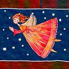 Christmas Angel by vimasi