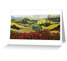 Wild Patch Greeting Card