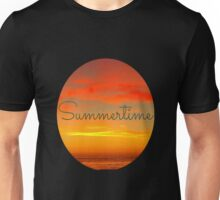 Summertime - California Sunset Unisex T-Shirt