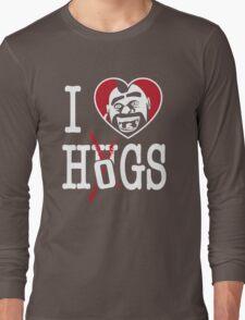 I LOVE HOGS COC Long Sleeve T-Shirt