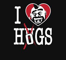 I LOVE HOGS COC Unisex T-Shirt