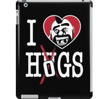 I LOVE HOGS COC iPad Case/Skin