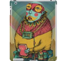 Holy Clown iPad Case/Skin