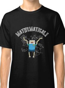 adventure time mathematical Classic T-Shirt