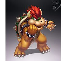 Bowser Photographic Print