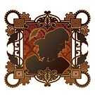 Steampunk Cameo 1 by JadeGordon
