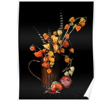 Autumn Still-Life Poster