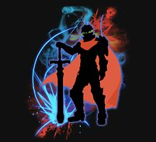Super Smash Bros. Ike Silhouette Unisex T-Shirt
