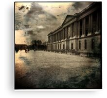 A passage in time Canvas Print