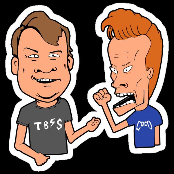 Andy and Conan by jimiyo