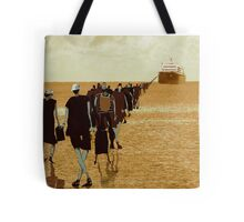 embarkation two Tote Bag
