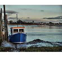 Skippool Creek . Photographic Print