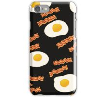 Eggs & Bacon iPhone Case/Skin